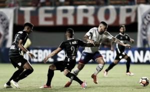 Bahia segura empate com Cerro no Uruguai e se classifica na Sul-Americana