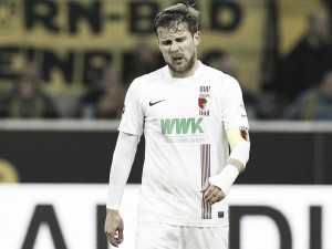 Daniel Baier will be out for several weeks with ankle injury