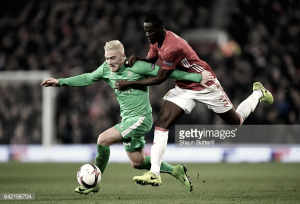 Eric Bailly wants to win Europa League for United and for himself