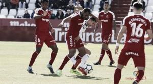 Fali y Álvaro Vázquez, únicas bajas ante el Sevilla Atlético