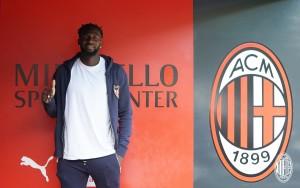 Bakayoko è un nuovo giocatore del Milan: prestito con diritto di riscatto