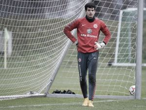 Emil Balayev signs with Eintracht Frankfurt, confirms Hübner