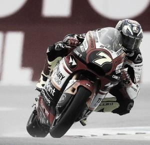 Lorenzo Baldasarri sufre un brutal accidente durante la sesión clasificatoria de hoy