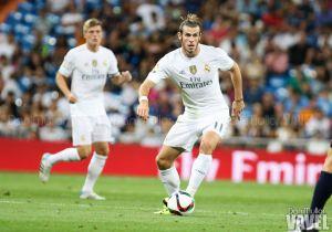 """Bale: """"Trabajamos para ver un equipo emocionado que va a por todas"""""""