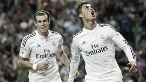 "Bale: ""I'm very happy at Madrid"""
