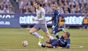 """Bale: """"El equipo está en la dirección correcta"""""""