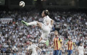 Bale frustrated in Real Madrid dressing room by lack of Spanish