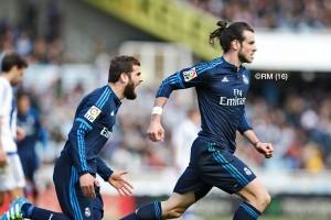 Real Sociedad - Real Madrid: puntuaciones Real Madrid, jornada 36 Liga BBVA