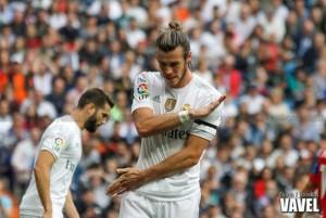 Bale y Kroos, principales novedades en el once de Zidane