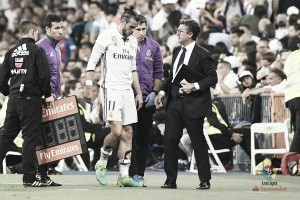 Bale, otra vez KO