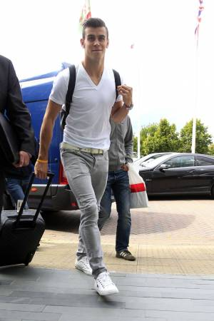 Real Madrid : Bale en Espagne