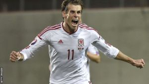 Andorra 1-2 Wales: Bale's brace spares Welsh blushes