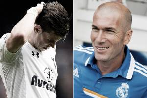 "Zidane Offers To ""Mentor"" Bale At Real Madrid"