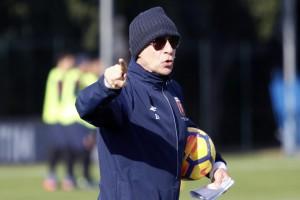 """Genoa, Ballardini verso la Lazio: """"Squadra forte, ma se siamo attenti e umili ce la giochiamo"""""""