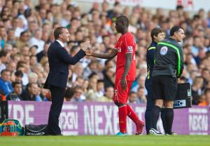 Rodgers: Balotelli was our last viable option