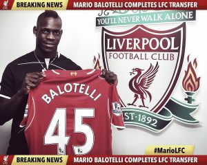 """Balotelli: """"Quiero ganarlo todo aquí"""""""