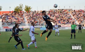 El Real Jaén sigue imparable ante la Balona