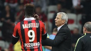 Champions League - Il Nizza e Favre ripartono da Sneijder e Balotelli