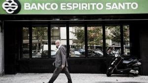 El principal accionista de Espírito Santo, en bancarrota