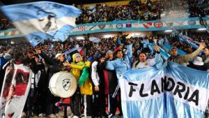 La triste realidad del fútbol argentino