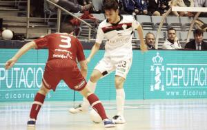 ElPozo Murcia certifica su pase a la final de Irún tras golear en Santiago