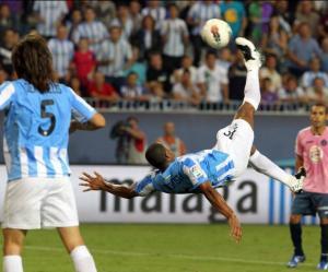 Resultado Málaga - Getafe (2-1)