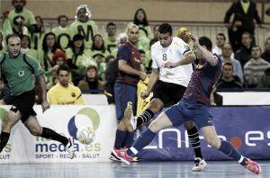 FC Barcelona Alusport - H. Llevant Manacor: partido desigual en el Palau