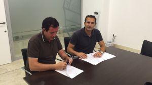 Rubén Baraja, nuevo entrenador del Elche CF
