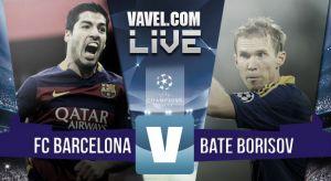 Live Barcellonavs Bate Borisov, risultato partita Champions League 2015/16 in diretta (3-0)
