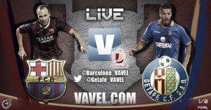 Diretta Barcellona - Getafe, live della partita di Coppa del Re