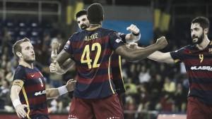 El Barça sigue a lo suyo