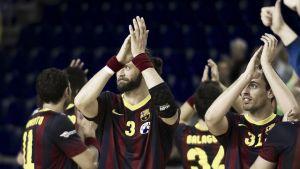 El Barcelona barre al Juanfersa en el primer tiempo