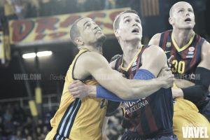 FC Barcelona - Maccabi Electra: lucha por el factor pista