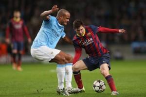 A un passo da Barcellona - Manchester City