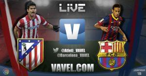 Diretta Atletico Madrid - Barcellona, live della partita di Liga