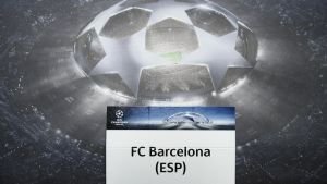 FC Barcelona's UEFA Champions League group draw review