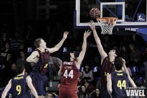 Fotos e imágenes del partido FC Barcelona - Tuenti Móvil Estudiantes, 16ª jornada de la Liga Endesa