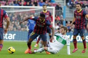 Match Preview: FC Barcelona vs Elche CF