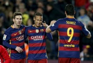 La Liga Roundup: Big three teams run rampant in wins