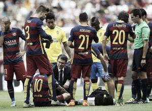 Il Barcellona atteso a un mese di fuoco senza Leo Messi