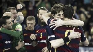 El Barça se acerca a la 'Final4'