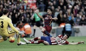 Liga: Koke illude l'Atletico, Messi e Suarez lo ribaltano (2-1)