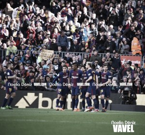 El Barcelona se come a los leones