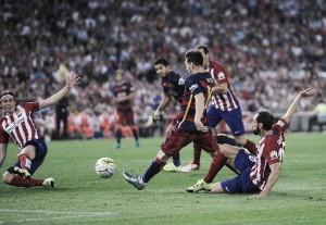 FC Barcelona - Atletico Madrid: Topspiel in Spanien