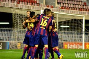 Barça B - Mallorca: puntuaciones Barça B jornada 27 de la Liga Adelante
