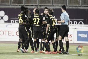 El Gran Canaria se queda sin gol siete meses después