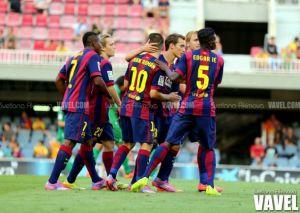 Betis - Barça B: Puntuaciones Barça B