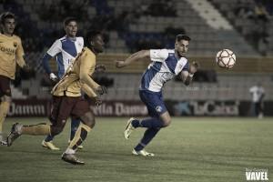 Resultado FC Barcelona B - CE Sabadell (1-3): Remontada sabadellense