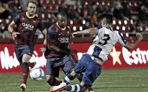 El Barça 'B' se hace con la Copa Catalunya en los penaltis