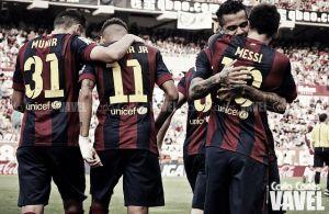 Barcelona - Málaga: dormir líderes o acercarse a Europa